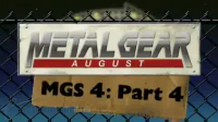 Metal Gear Solid 4 - Part 4-thumbnail
