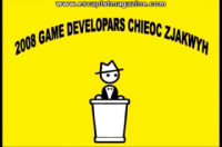 Zero Punctuation: 2008 Game Developers Choice Awards