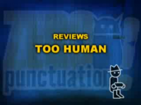 Zero Punctuation: Too Human-thumbnail