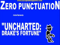 Zero Punctuation: Uncharted: Drake's Fortune-thumbnail