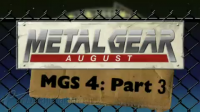 Metal Gear Solid 4 - Part 3-thumbnail