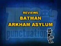 Zero Punctuation: Batman Arkham Asylum