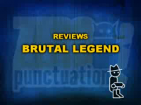 Zero Punctuation: Brutal Legend