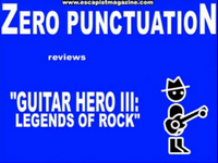 Zero Punctuation: Guitar Hero III-thumbnail