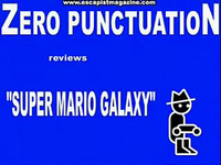 Zero Punctuation: Super Mario Galaxy-thumbnail