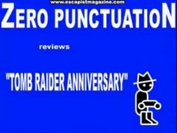 Zero Punctuation: Tomb Raider Anniversary-thumbnail