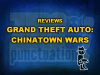 Zero Punctuation: GTA: Chinatown Wars