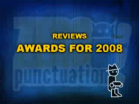 Zero Punctuation: Awards for 2008