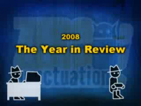 Zero Punctuation: The Year in Review - 2008