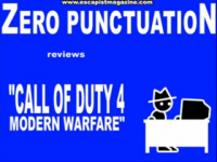 Zero Punctuation: Call of Duty 4-thumbnail