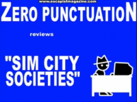 Zero Punctuation: Sim City Societies-thumbnail