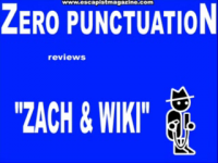Zero Punctuation: Zach And Wiki-thumbnail